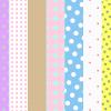 GIMP*簡単に水玉模様(ドット柄)を描く方法