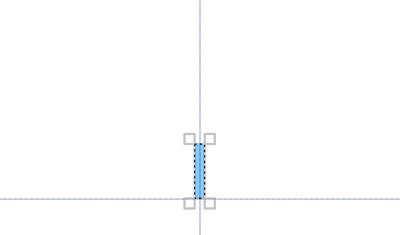 矩形選択で作った10×55pxの長方形