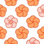 ねじり梅のイラスト