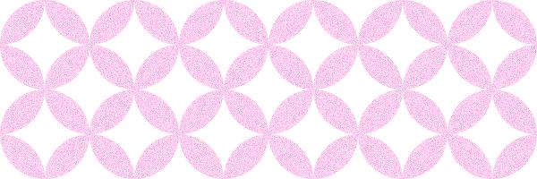 七宝つなぎのイラスト