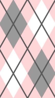 アーガイル柄のパターン