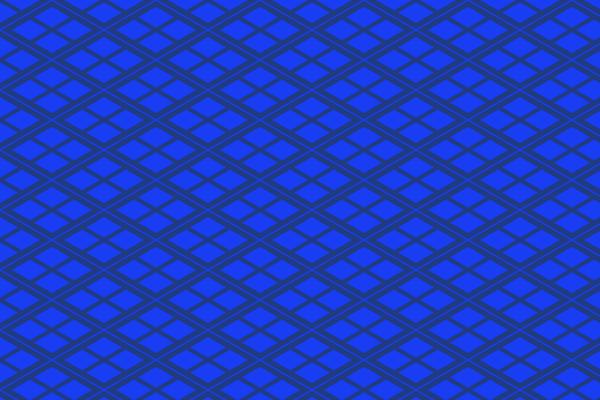 菱文様の描き方:菱文様のイラスト