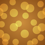玉ボケブラシの作り方:玉ボケのイラスト