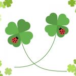 GIMP*四つ葉のクローバーの描き方