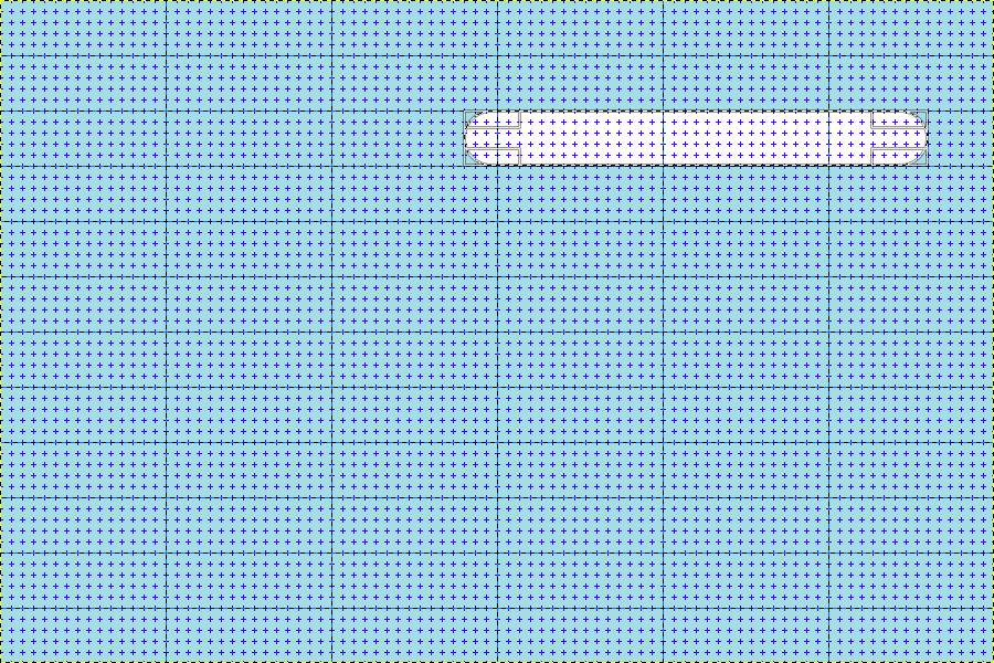 角丸の長方形