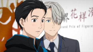 ユーリ!!! on ICE 第6話