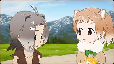 けものフレンズ 第5話